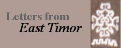 Letters From East Timor